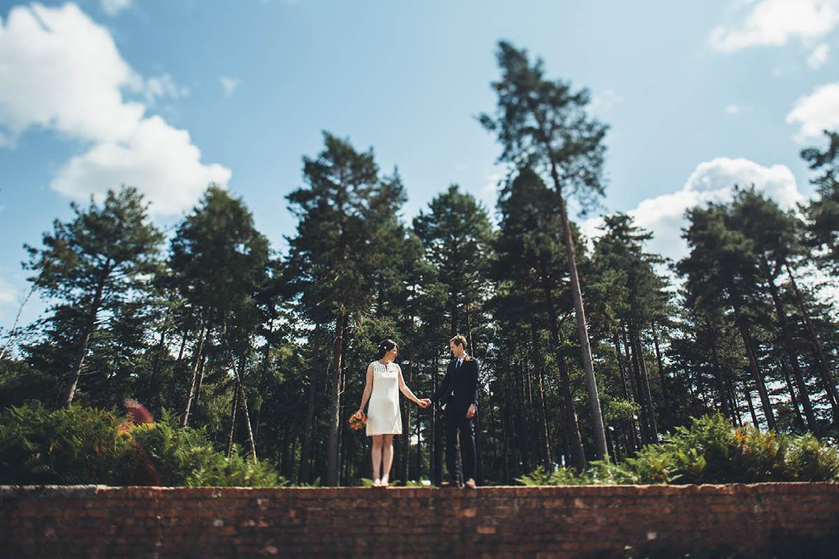 Pig Hotel Brockenhurst Wedding Forest Adventures