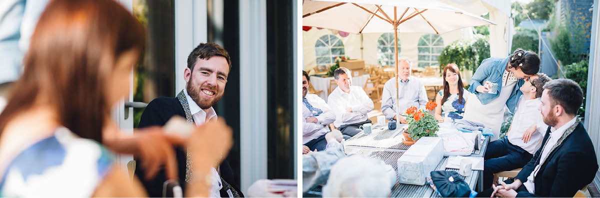 Pig Hotel Brockenhurst Wedding