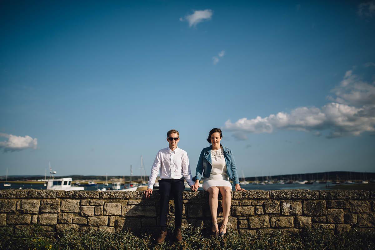 Pig Hotel Brockenhurst Wedding Portraits