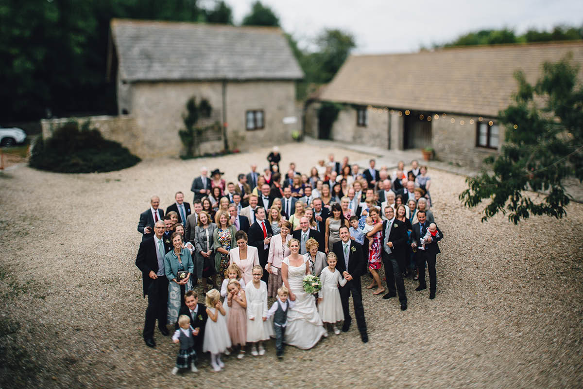 Kingston Country Courtyard Wedding Photographer