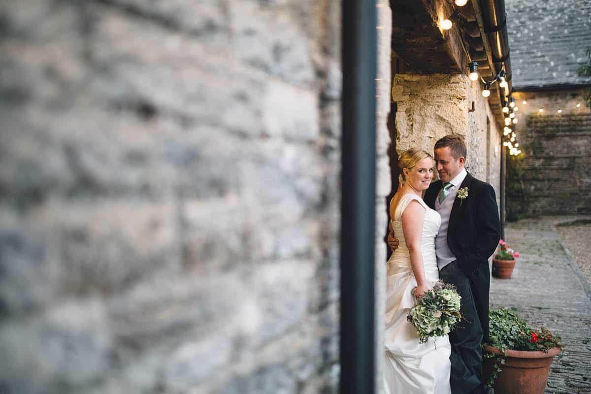 Kingston Country Courtyard Wedding Photographer - Potraits