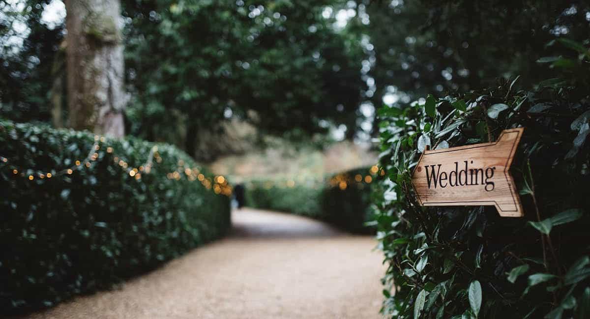 Larmer Tree Winter Wedding - Venue