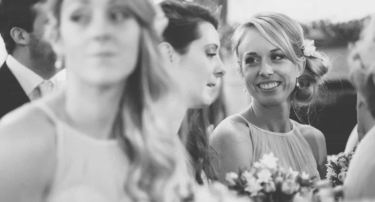 Larmer Tree Winter Wedding - Bridesmaids